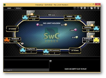 SWC Poker Table