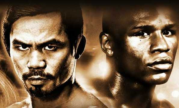 Floyd Mayweather Jr. Vs. Many Pacquiao Bitcoin Betting Odds
